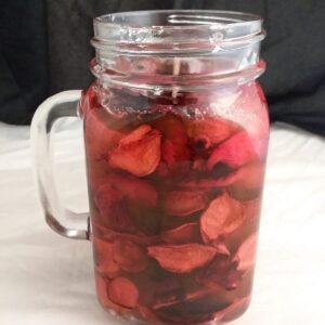 Shop North Dakota Apple Cinnamon Mason Jar Gel Candle