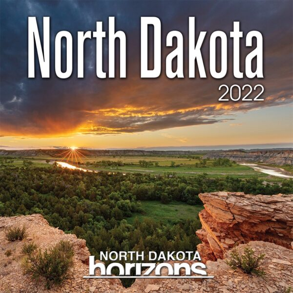 Shop North Dakota North Dakota Horizons 2022 Scenic Calendar