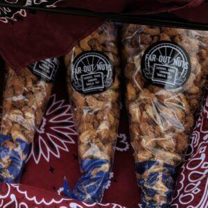 Shop North Dakota Cinnamon Roasted Cashews