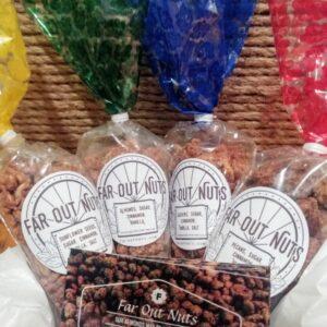 Shop North Dakota Cinnamon Roasted Nuts Gift Pack