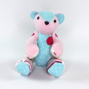 Shop North Dakota Weighted Teddy Bear for Infant Loss