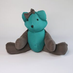 Shop North Dakota Memory Bear – Handcrafted from Clothing Items