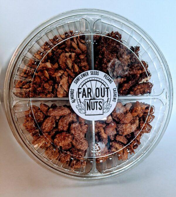 Shop North Dakota Cinnamon Roasted Nut Sampler