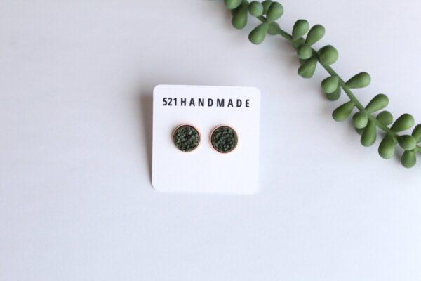 Shop North Dakota 12mm Olive Green (choose your setting)