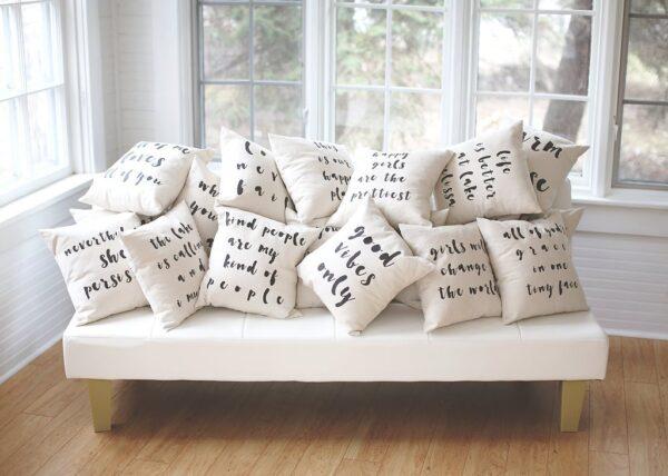 Shop North Dakota Sleep Tight Baby Boy Pillow