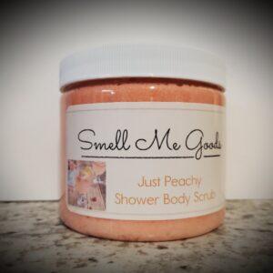 Shop North Dakota Just Peachy – Shower Body Scrub