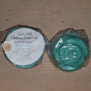 Shop North Dakota De-Stress Blend – Goat Milk Exfoliating Loofah Soap