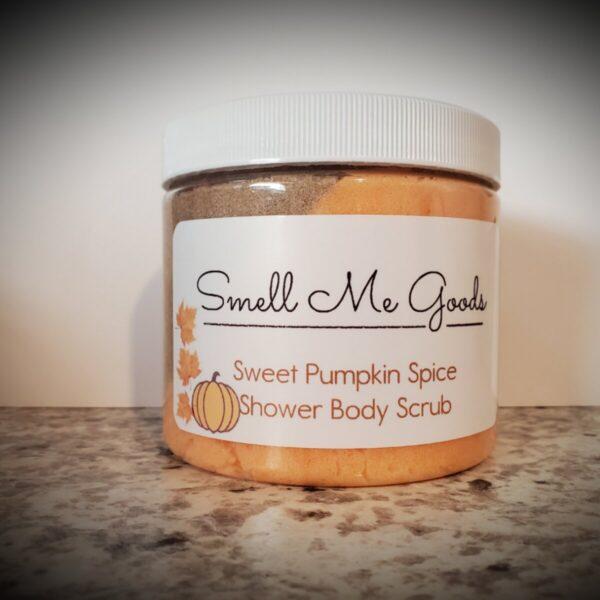 Shop North Dakota Sweet Pumpkin Spice – Shower Body Scrub