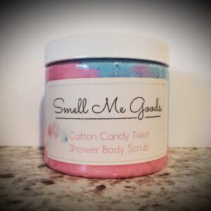 Shop North Dakota Cotton Candy Twist – Sugar Body Scrubs