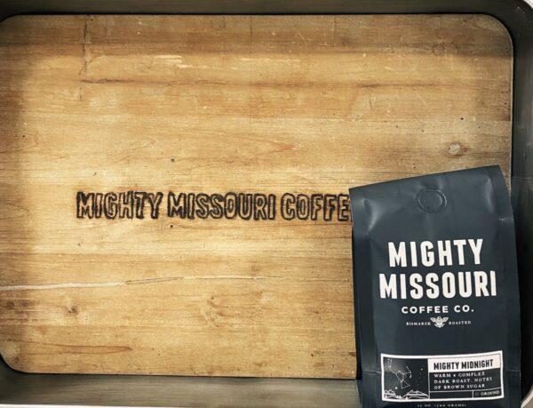 Shop North Dakota Mighty Midnight Coffee