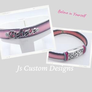 Shop North Dakota Believe Bracelet