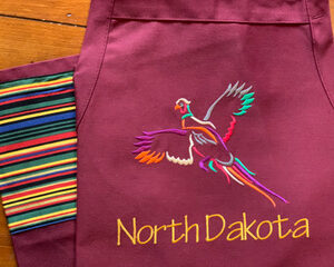Shop North Dakota Pheasant Adult Apron