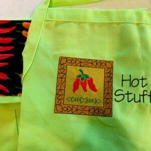 Shop North Dakota Hot Stuff Adult Apron