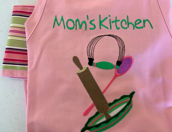 """Shop North Dakota Mom""""s Kitchen Apron"""