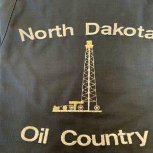Shop North Dakota North Dakota Oil Country Apron