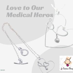 Shop North Dakota Honor our Medical Heros