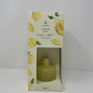 Shop North Dakota Lemon Leaf Fragrance Diffuser