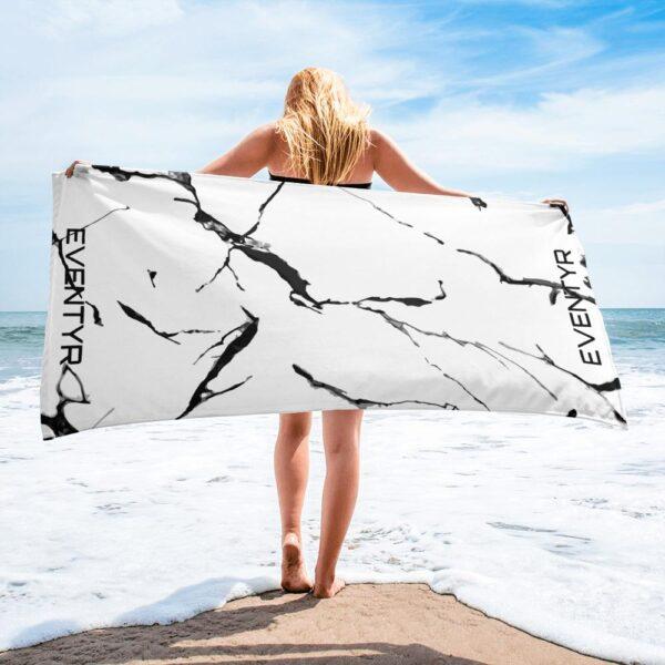 Shop North Dakota Eventyr Beach Towel
