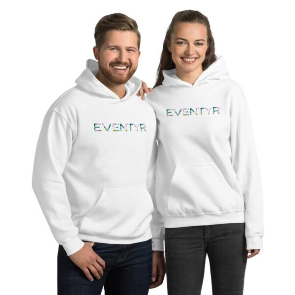 Shop North Dakota Unisex Eventyr Graphic Hoodie