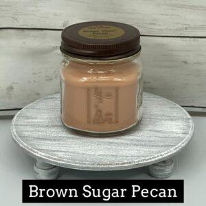Shop North Dakota Brown Sugar Pecan 8 oz Soy Candle