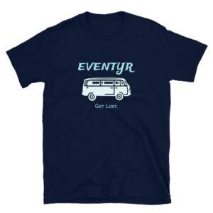 Shop North Dakota Eventyr Get Lost T-shirt