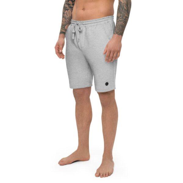 Shop North Dakota Men's fleece shorts