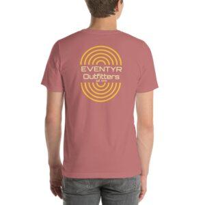 Shop North Dakota Eventyr Back Graphic T-Shirt