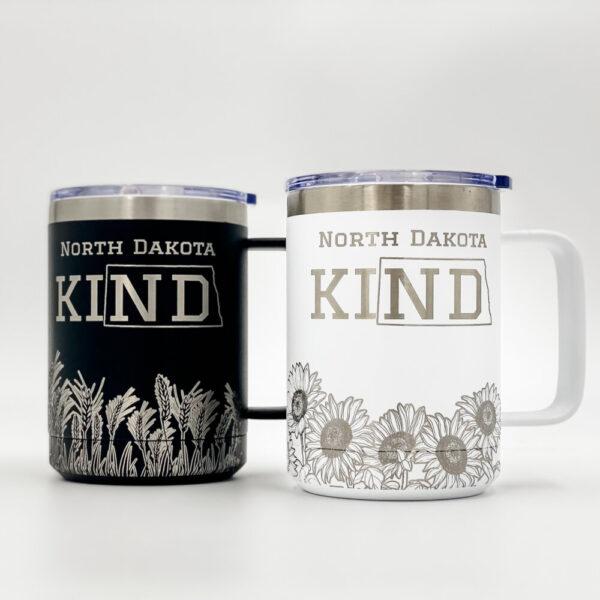 Shop North Dakota North Dakota KiND™ Insulated Coffee Mug