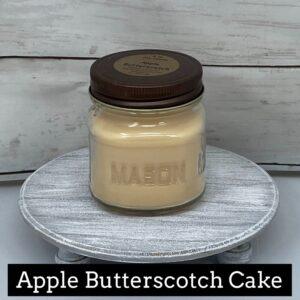 Shop North Dakota Apple Butterscotch Cake 8 oz Soy Candle