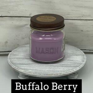 Shop North Dakota Buffalo Berry 8 oz Soy Candle