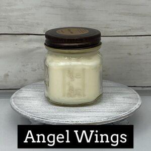 Shop North Dakota Angel Wings 8 oz Soy Candle