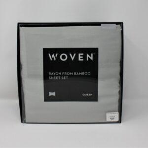 Shop North Dakota Rayon from bamboo Woven Queen Sheet Set
