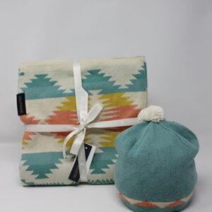 Shop North Dakota Pendleton Baby Set