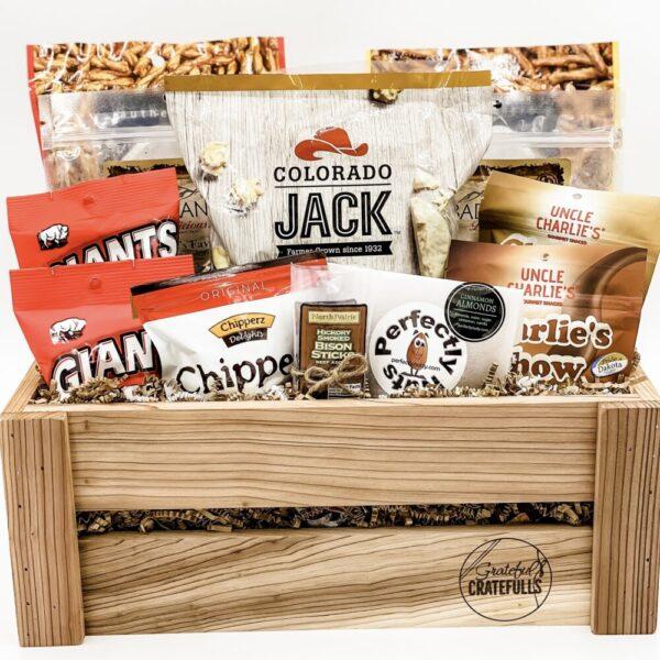 Shop North Dakota LegeNDary Treats Gift Basket