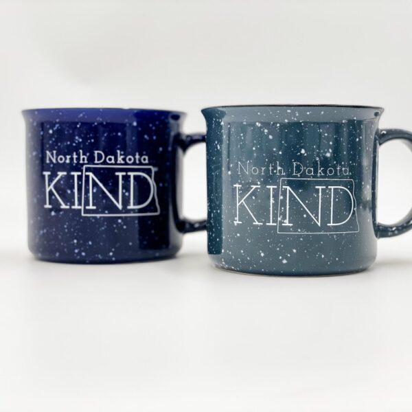 Shop North Dakota North Dakota KiND™ Campfire Mugs