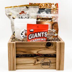 Shop North Dakota NoDak Delights Snack Gift Basket