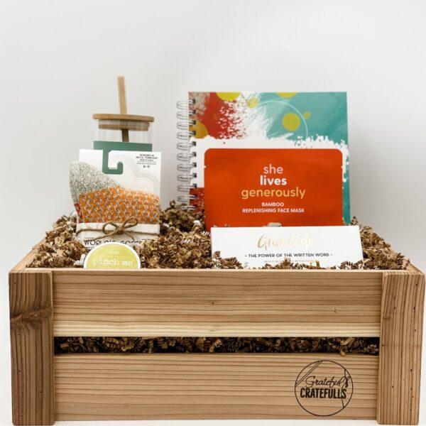Shop North Dakota Relax, Refresh, Renew Gift Set