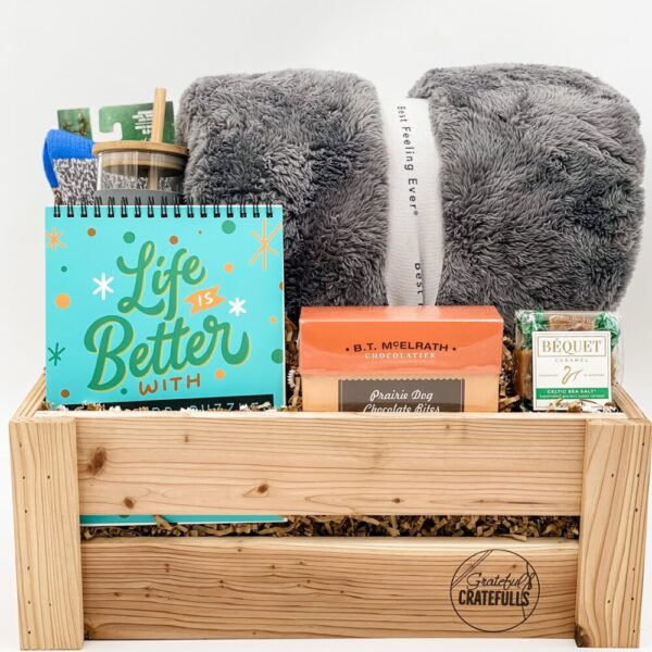 Shop North Dakota Sending Him Comfort Gift Set