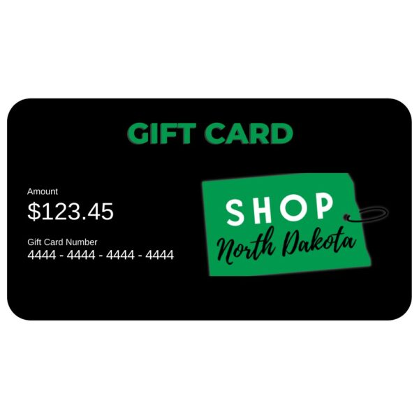 Shop North Dakota Shop North Dakota Online Gift Card