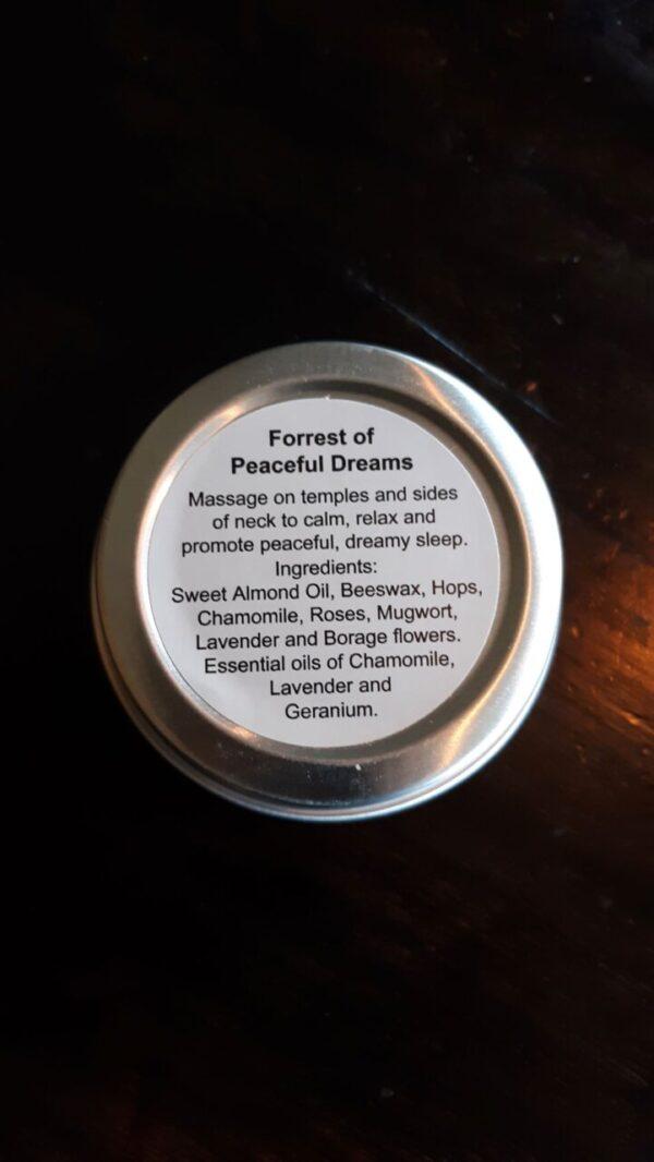 Shop North Dakota Forrest of Peaceful Dreams Salve