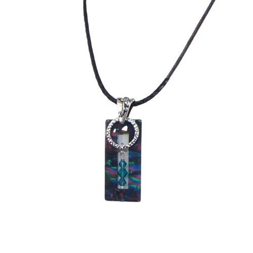 Shop North Dakota Northern Lights in a necklace